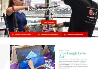 Live Laugh Love Art
